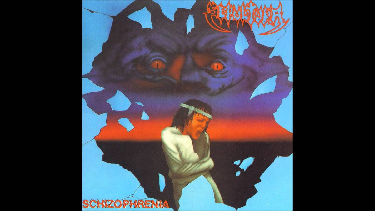 Sepultura - Schizophrenia Review